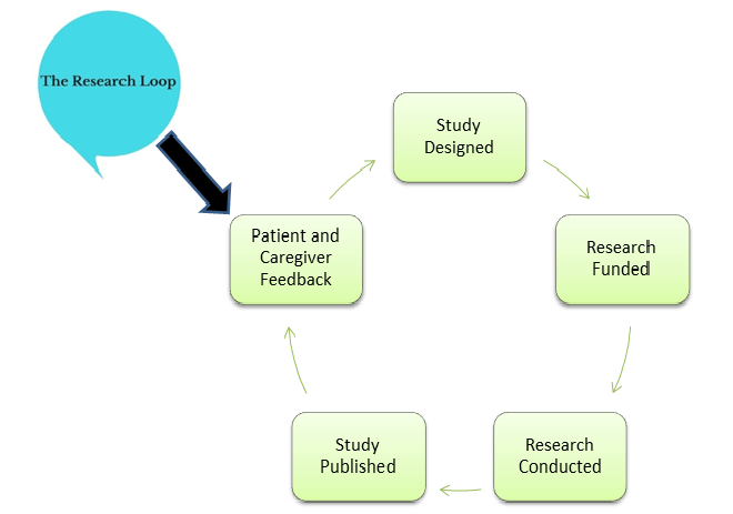 The Research Loop Graphic